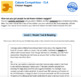 Bundle G6 Argument Reading & Writing - 'Calorie Competitio