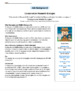 Bundle G5 Opinion Reading & Writing - Conservation Quest Performance Task