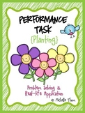 Performance Task {Planting}