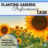 Math Test Prep 3rd Grade Gardens Distance Learning