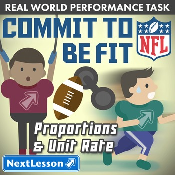 Performance Task – Proportion – Commit to be Fit – San Fra