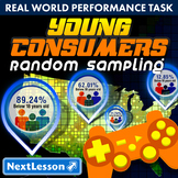 Bundle G7 Random Samples - Young Consumers Performance Task