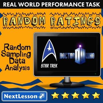 Performance Task – Random Sampling & Data Analysis – Rando