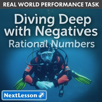Performance Task – Rational Numbers – Diving Deep with Negatives