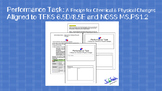 Performance Task: Recipe for Chemical & Physical Changes TEKS 6.5D/8.5E or NGSS