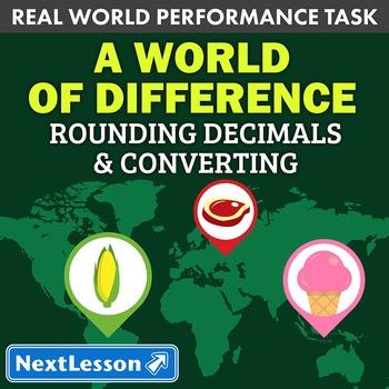 Performance Task – Rounding Decimals/Converting Measures -