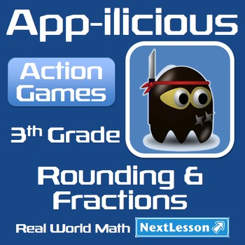 Performance Task – Rounding & Fractions – Appilicious: Act