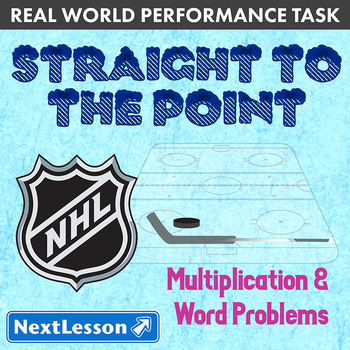 Bundle G4 Multiplication & Word Problems-Straight to the Point Performance Task