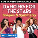 Performance Task – Shapes & Symmetry – Dancing for the Stars: Beyoncé