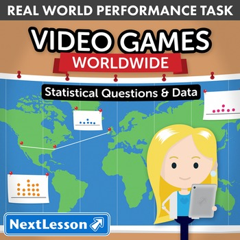 Performance Task - Statistical Questions & Data - Video Ga