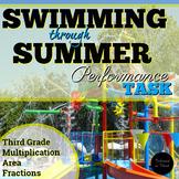 Performance Task - Swimming Through Summer