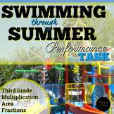 SBAC Math Task - Summer Theme