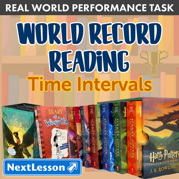 Performance Task - Time Intervals - World Record Reading: