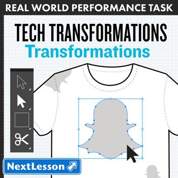 Performance Task - Transformations - Tech Transformations: Whatsapp