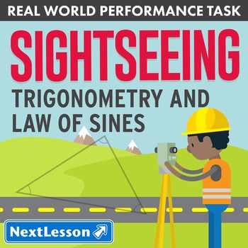 Performance Task – Trigonometry & Law of Sines – Sightseeing – Great Britain