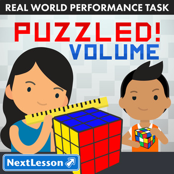 G5 Volume - 'Puzzled!' Performance Task