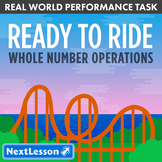 Bundle G4 Whole Number Operations - 'Ready to Ride' Performance Task