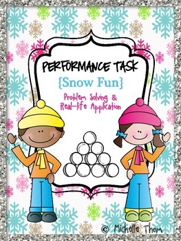 Performance Task {Snow Fun}