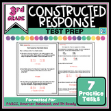 Performance Tasks - 3rd Grade Math