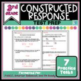 Math Constructed Response Performance Tasks
