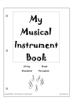 Performing Arts Complete Lesson Plan- 4 Orchestral Instrument Families