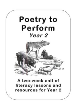 Poetry to Perform, Year 2 (1st Grade) - Christina Rossetti
