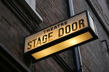 Performing Licence for The History of the Theatre Part One play script