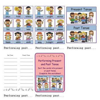 Performing Past and Present Tense