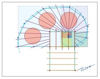 Pergola-style Outdoor Classroom Blueprints: Innovation Meets Mathematical Beauty