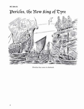Pericles eBook 10 Chapter Reader