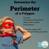 Perimeter 3rd grade