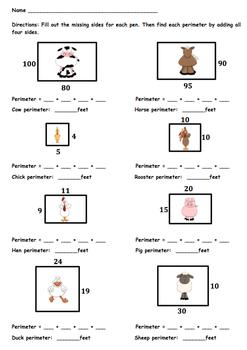 Perimeter Activity 1 (basic with explanation)