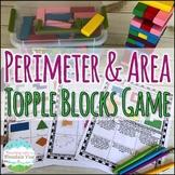 Perimeter & Area Game