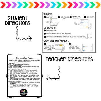Perimeter & Area Interactive Google Slides