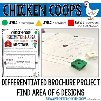 Perimeter and Area Tiered Differentiated Project