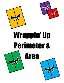 Perimeter & Area (Using Presents)