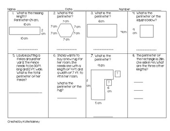 Perimeter Assessment