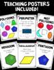 Perimeter BINGO! 32 Different Cards PLUS Instructional Posters!