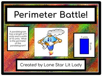 Perimeter Battle! Game