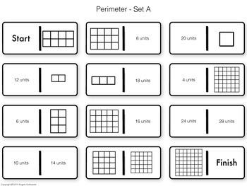 Perimeter Dominoes Game