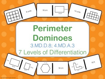 Perimeter Dominoes Game