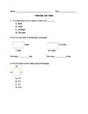 Perimeter Exit Ticket / Check for Understanding