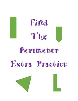 Perimeter Extra Practice