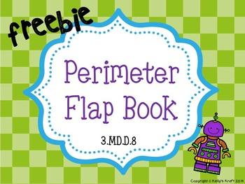 Perimeter Flap Book FREEBIE