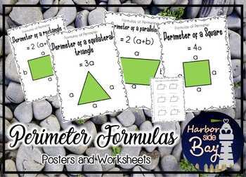 Perimeter Formulas