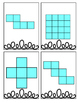 Area and Perimeter Math Centers Game