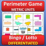 Perimeter Game (Metric)