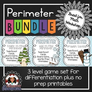 Perimeter 3 Level Game Set and Printables