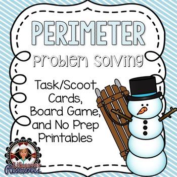 Perimeter Game - Problem Solving