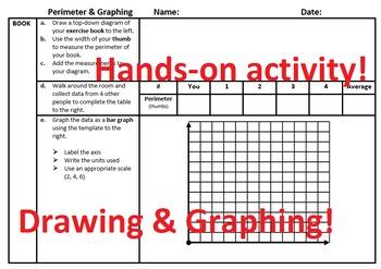 Perimeter & Graphing Activity